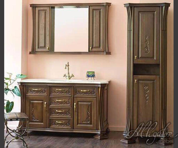 Мебель для ванной из 3-х элементов