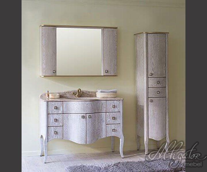 Композиция из 3 элементов для ванной комнаты