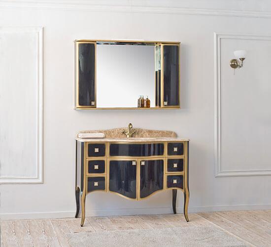Индивидуальная мебель для ванной