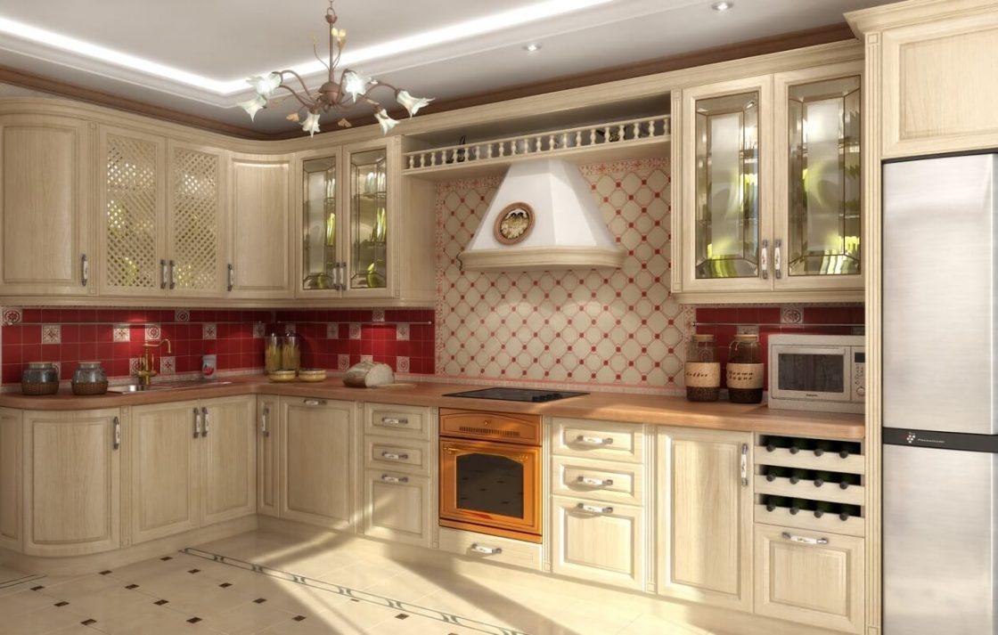 Кухня премиум - Лесли