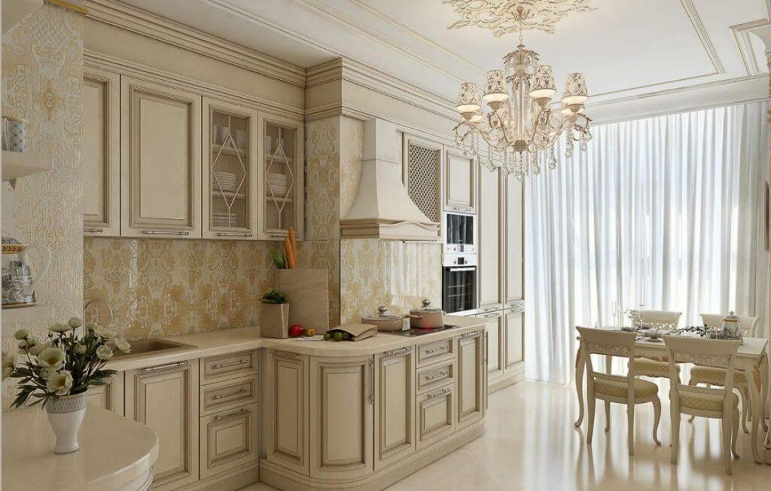Кухня премиум - Патрисия