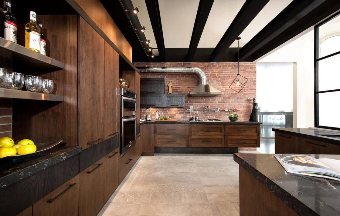 Кухня премиум - Россо