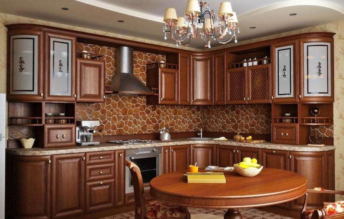 Кухня премиум - Шервурд